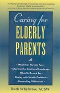 Caring for Elderly Parents - Ruth Whybrow - Paperback