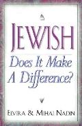 Jewish Does It Make a Difference?