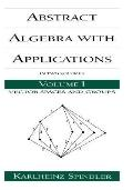 Abstract Algebra With Applications Vector Spaces and Groups