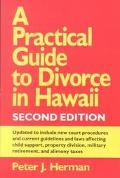 Practical Guide to Divorce in Hawaii