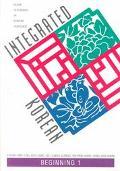 Integrated Korean Beginning 1