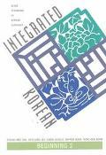 Integrated Korean Beginning 2