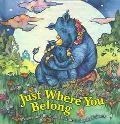 Just Where You Belong