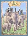 Ella The Baby Elephant