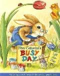 Peter Cottontail's Busy Day - Joseph R. Ritchie - Board Book