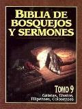 Biblia De Bosquejos De Sermones Galatas, Efesios, Filipenses Y Colosenses
