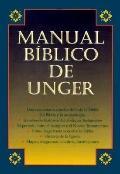 Manual Biblico De Unger/ Unger's Bible Handbook