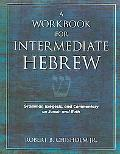 Workbook for Intermediate Hebrew Grammar, Exegesis, And Commentary on Jonah And Ruth