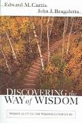 Discovering The Way Of Wisdom Spirituality In The Wisdom Literature