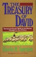 Treasury of David Spurgeon's Classic Work on the Psalms, Abridged in One Volume