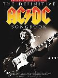 Definitive Ac/Dc Songbook