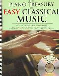 Piano Treasury of Easy Classical Music