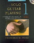 Solo Guitar Playing, Book 1