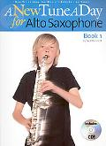 New Tune a Day for Alto Saxophone Book 1