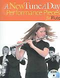 New Tune a Day Performance Pieces for Flute