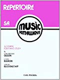 O4934 - Music Pathways - Repertoire 5A