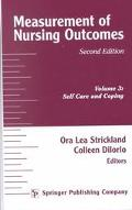 Measurement of Nursing Outcomes Self Care and Coping