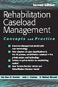 Rehabilitation Caseload Management Concepts And Practice