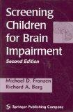 Screening Children for Brain Impairment