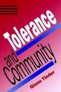 Tolerance and Community
