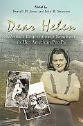 Dear Helen: Wartime Letters from a Londoner to Her American Pen Pal
