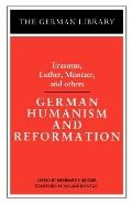 German Humanism and Reformation
