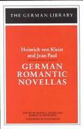German Romantic Novellas