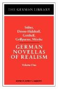 German Novellas of Realism I