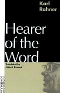 Hearer of the Word Laying the Foundation for a Philosophy of Religion