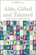Able, Gifted and Talented (Special Educational Needs)