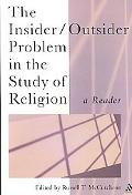 Insider/Outsider Problem in the Study of Religion