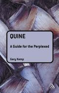 Quine A Guide for the Perplexed