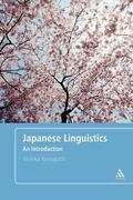 Japanese Linguistics An Introduction