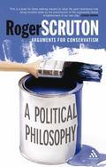 Political Philosophy Arguments for Conservatism