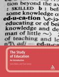 Study of Education: An Introduction