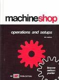 Machine Shop Operations and Set Ups