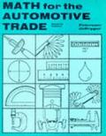 Math for the Automotive Trade - John C. Peterson - Paperback - 2nd ed