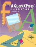 Quarkxpress Handbook/Version 3.1