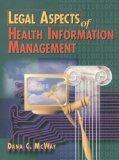 Legal Aspects of Health Information Management