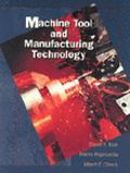 Machine Tool and Manufacturing Technology