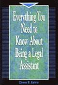 Everything You Need to Know About Being a Legal Assistant