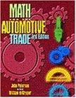 Math for the Automotive Trades (Math Skills)