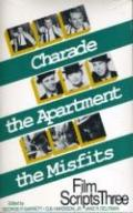 Film Scripts Three/Charade/the Apartment/the Misfits