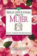 Nuevo Testamento Devocional Para LA Mujer Con Salmos Y Proverbios Nuevo Version Internaciona...
