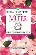 Biblia Devocional Para LA Mujer Nueva Version Internacional  Devocionales Diarios Escritos P...