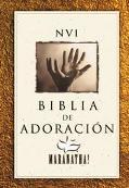 Biblia de Adoracion: Nueva Version Internacional (NVI), rustica