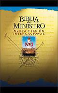 Nvi Biblia Del Ministro Con Cierre Magn?Tico