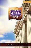 NVI Biblia, letra grande, tamano personal