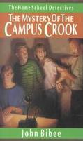 Mystery of the Campus Crook, Vol. 4 - John Bibee - Paperback