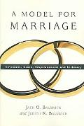 Model for Marriage Covenant, Grace, Empowerment And Intimacy